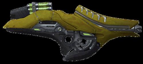 HaloReach Fuel Rod Gun Profile by ToraiinXamikaze