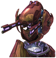 Halo3 T26 ASG Shade Turret by ToraiinXamikaze