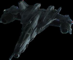 HReach YSS-1000 Sabre Fighter by ToraiinXamikaze