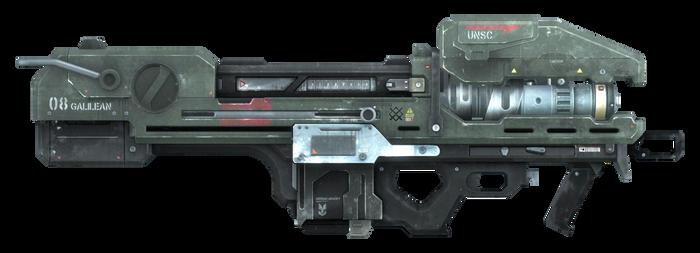 HReach M6 Spartan Laser by ToraiinXamikaze
