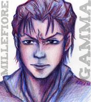 Millefiore Gamma by mariapalitos68