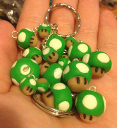 Hand full of Lives by MiniMushies