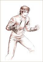 Winner is Shingo! by rubiocroft