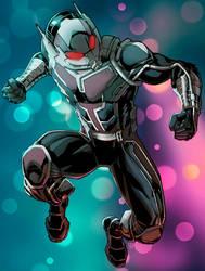 Ant Man By Carlos Gomez by EComrad