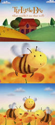 Tim the Bee - The Animation by Bakenius