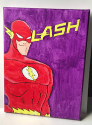 Flash by Kittychanann