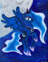 Luna by Kittychanann