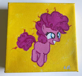 Filly Pinkie Pie by Kittychanann