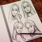 Sketchbook Sample 2 by ToonBoxStudio