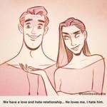 Funny Quote Art 2 by ToonBoxStudio