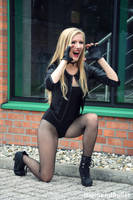 Deadly scream!!! by watchgirl84