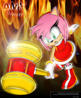Lookout, Amy attacks by Angrysonicgamer