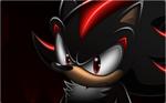 Dark hedgehog by Angrysonicgamer