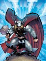 Thor by JWadeWebb