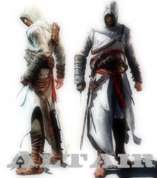 Assasins Creed Altair by NeroVergilDante
