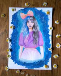 Melanie Martinez Carousel fan art by UchihaAkanee
