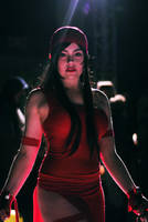 Marvel, Elektra:''It's your turn now'' by 14vegeta