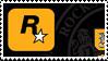 Rockstar Games Stamp by Jazz-Kamelski