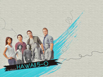 Hawaii Five 0 Team by makajarrah
