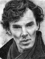 Sherlock by shaynaJreddick