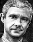 Dr. John Watson by shaynaJreddick