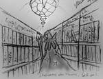 Concept: Skydiamond library by Snowfyre