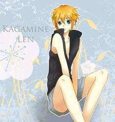 Len: Spring by Stella--Chan