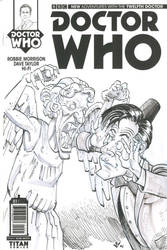 Doctor Who Weeping Angel by Death-Ray-Graphics