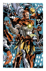 IRON MAN by Death-Ray-Graphics