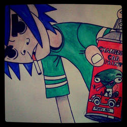 2-D by SneadyPop