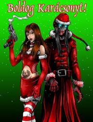 Bloodlust Christmas 2011 by BloodlustComics