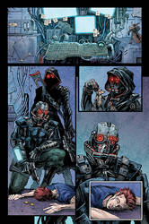 Bloodlust 4 - Seraph, page 8 by BloodlustComics