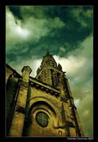 Sainte Marie de la Bastide II by kil1k