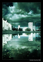 Duplicity of Modernism by kil1k
