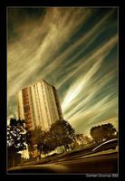 Cloud symphony by kil1k