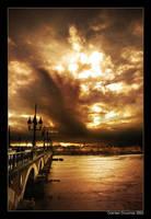 Sky explosion by kil1k