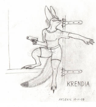CoU - Krendia by A-E-S-H-A-E-T-T-R