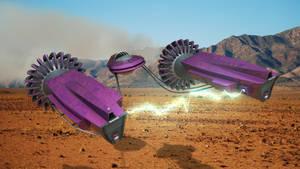 Pod Racer by SeanDrawn