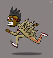 Hedgehog Kid by SeanDrawn