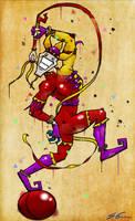 Jester by SeanDrawn