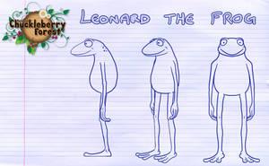 Leonard by SeanDrawn
