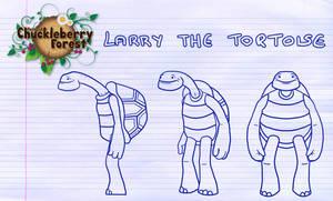 Larry by SeanDrawn