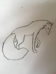 Sketch: Silvi by Foxflightly