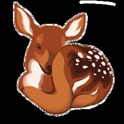 April-deer-1 by Foxflightly