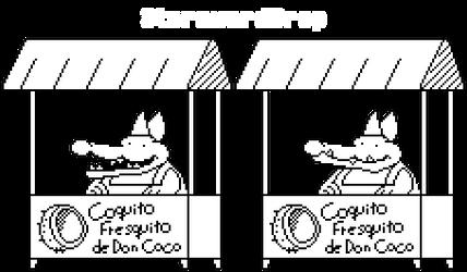 Coquito Fresquito De Don Coco (Sprite) by SternwardDrop