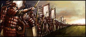 War by Maqiangk
