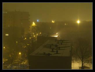 2011.01.29 Ice fog pillars 2 by Atmospheric-Bloo