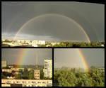 2011.06.19 Rainbow by Atmospheric-Bloo