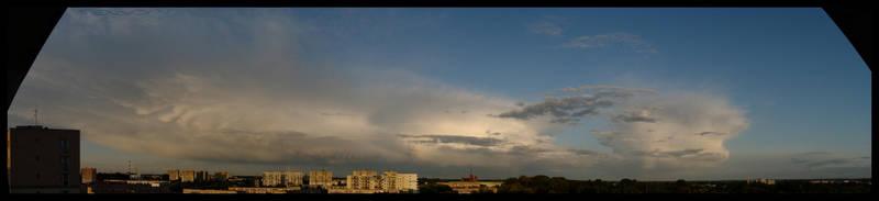 2011.06.19 Cumulonimbus Mamma by Atmospheric-Bloo