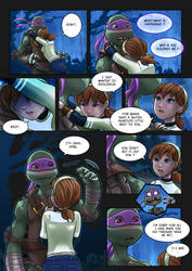 TMNT Comic Apritello I understand nothing 06 by clefchan